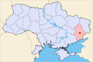 Donetsk_Ukraine_map