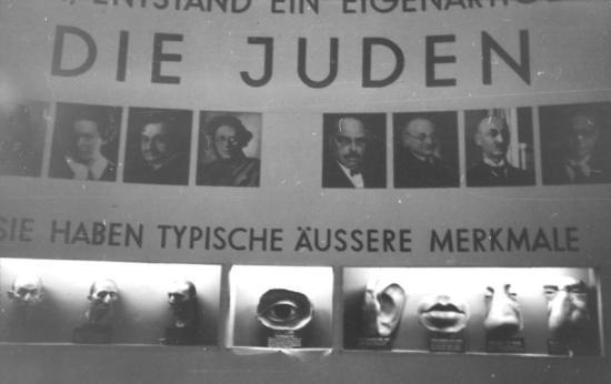 """Ausstellung """"Der ewige Jude"""""""